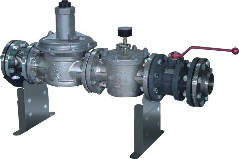Gasregelmodul GRM - Gasregelmodul