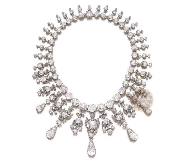 Designer Diamond Necklace -