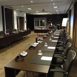 Interpreting equipment - Meeting room hire