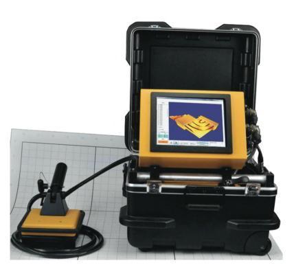 Scanner mural bi-fréquence  - 2 Ghz & 1 Ghz