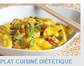 PRODUITS MINCEUR PRÊTS-A-CONSOMMER - Plat cuisiné diététique