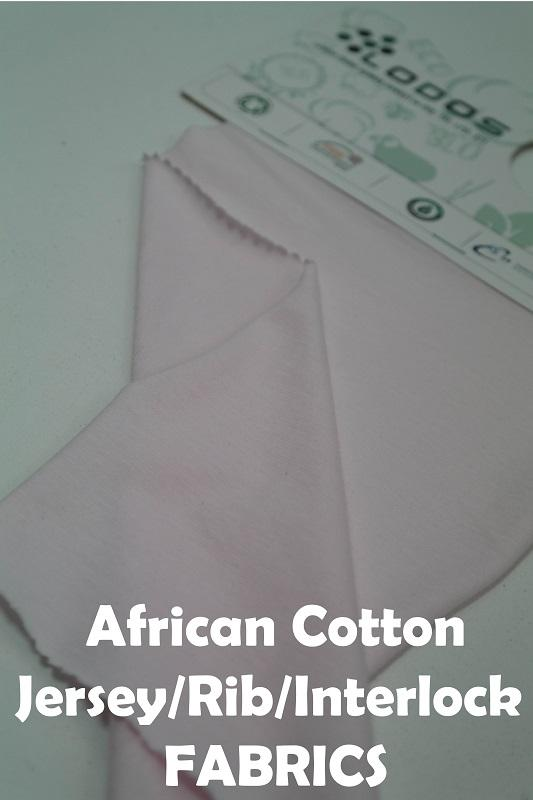 Cotton Made in Africa Fabrics - CMIA certified fabrics