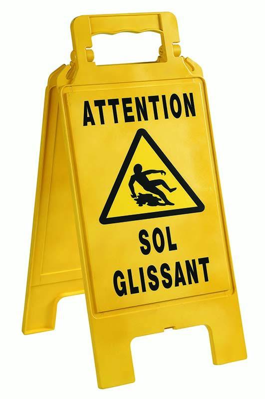 Chevalet Sol glissant - 4291000