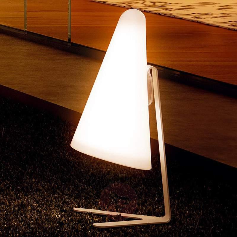 Interesting floor lamp Nan for outdoors - Terrace & Patio Lights