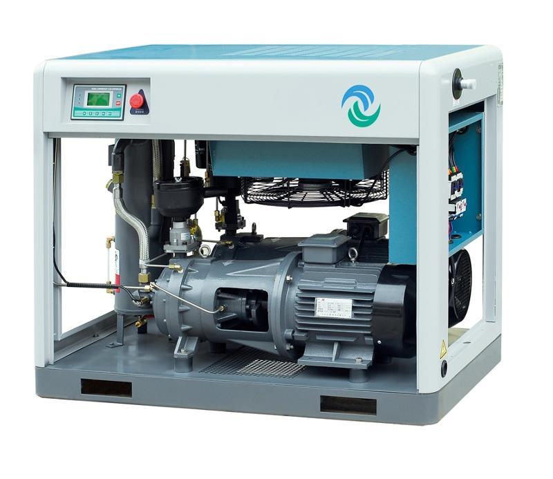 Persluchttechniek - SCROLL Compressor - Scroll stand alone