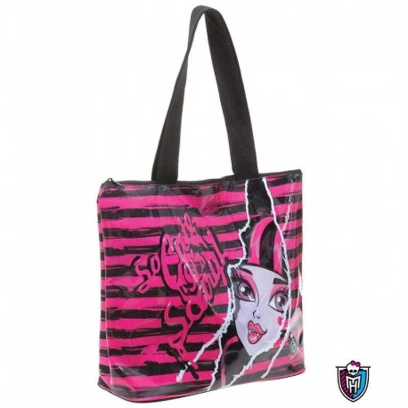 Monster High Bolsa fucsia