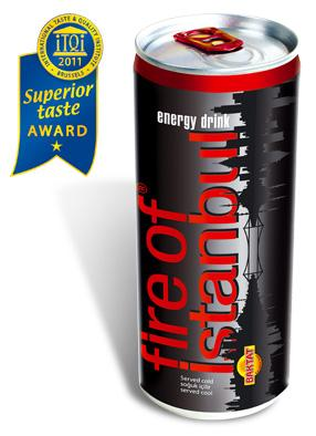 Energy Drink fire of Istanbul - null