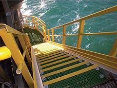 GFK-Treppe - null