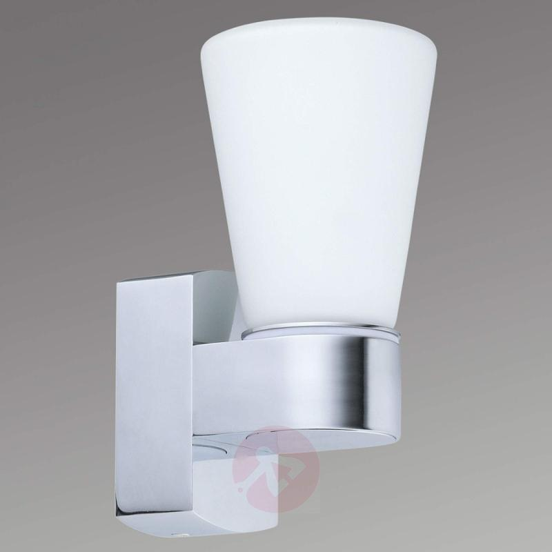 IP44-rated Cailin LED wall lamp - indoor-lighting