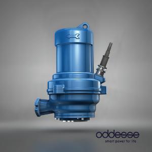 Sewage pumps po-w / ORCUT -