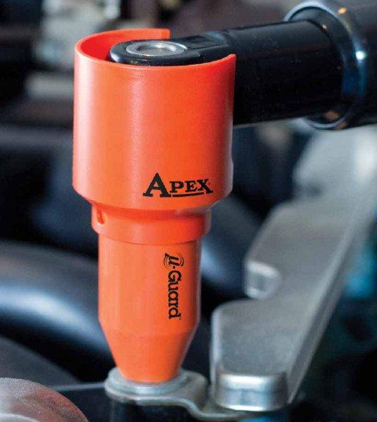 Apex µ-Guard - Apex µ-Guard, premium safety and anti-mar fastener drive tools