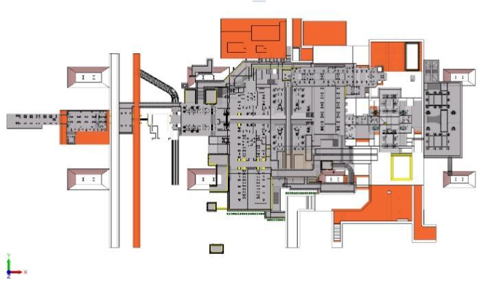 Massivbau- 2D/3D- Ausführungsplanung -  im Anlagenbau