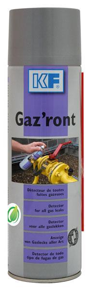 Produits spécialisés - GAZ'RONT