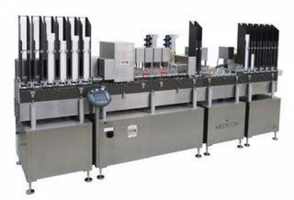 12 Base Stations OPTIMA ImmuCoat® - 12 Base Stations OPTIMA ImmuCoat®:For acceptance of 12 process modules