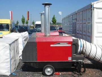 Chauffage - Générateur d'air chaud IMA 185 R