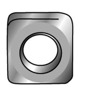 Vierkantmuttern - Material A2 | A4