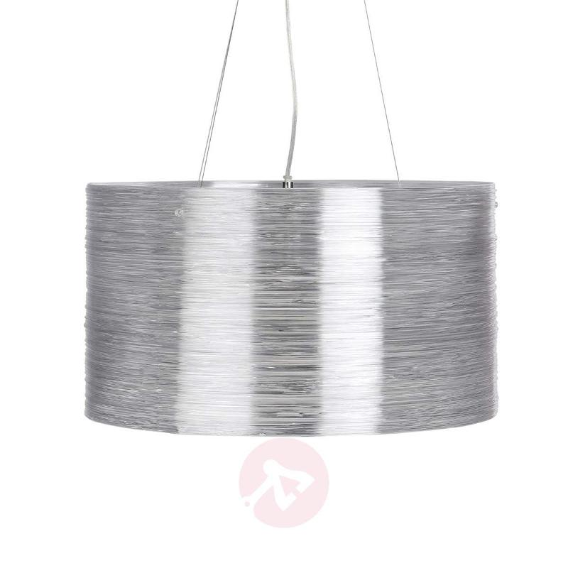 Transparent lampshade - hanging light Bright 50 cm - Pendant Lighting