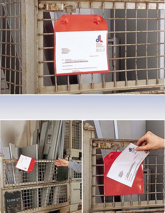 Magnettaschen für Problemfälle - null
