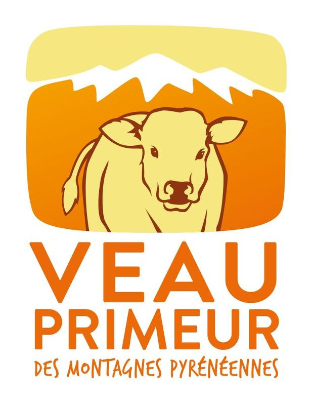 VEAU PRIMEUR DES MONTAGNES PYRENEENNES vendu par 1/2... - Viande et volailles