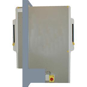 Double Door Autoclaves - 200L Pass-Through