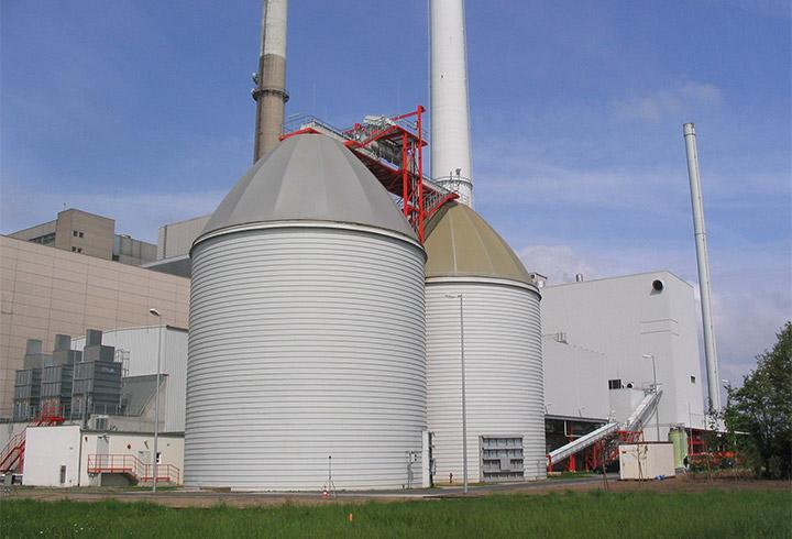 Industrial Bulk Material Storage - SYSTEM SOLUTIONS