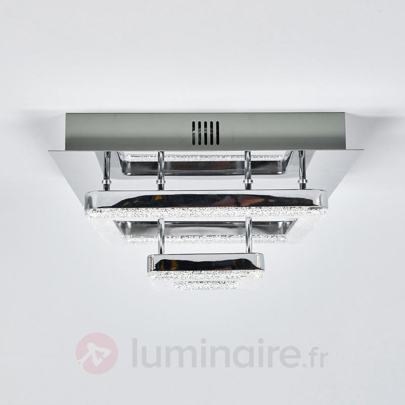 Plafonnier LED 2 niveaux Daron - Plafonniers LED