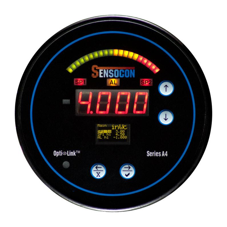 Digital Differential Pressure Control - Sensocon Series A4