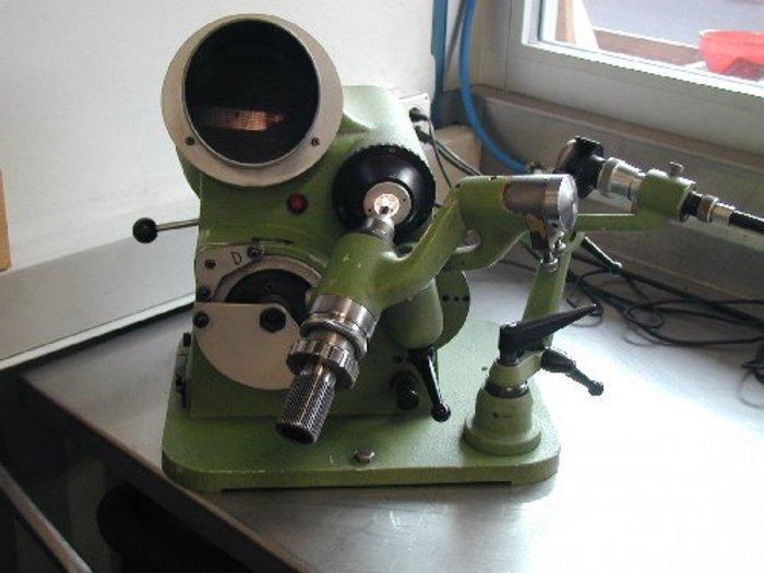Bohrerschleifmaschinen OPTIMA und TATAR Ersatzteile -