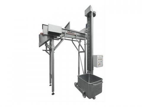 Kantelmachines - Hefbrug: BEG 1020
