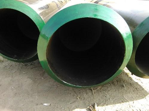 X42 PIPE IN ANGOLA - Steel Pipe