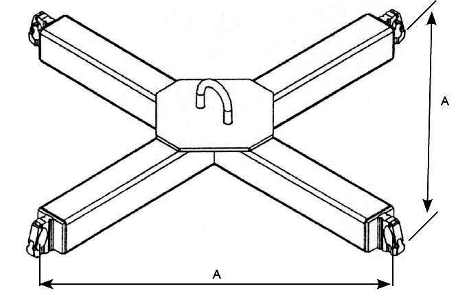 Palonniers standards - Palonnier pour BIG-BAGS