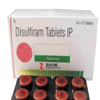 Disulfiram Tablets -  Disulfiram Tablets