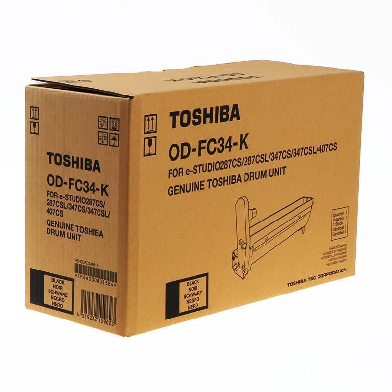Toshiba -Fournitures et pièces de rechange d'origine - Tambour 6A000001584
