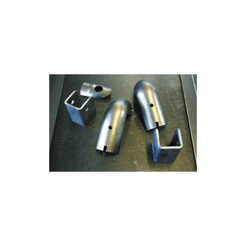 MANUFACTURING OF SMALL PARTS  - Steel and metal