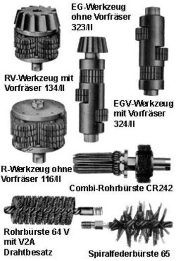 Gnom - Reinigungswerkzeuge - null