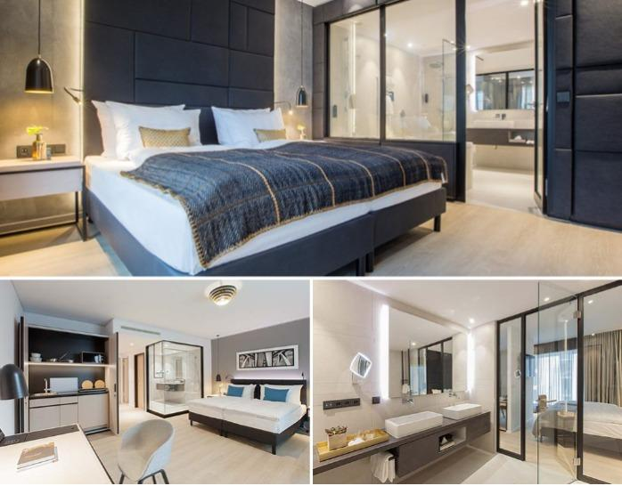 Reference - Radisson Blu Hotel **** - Hit Preless - Hotel and object furnishing