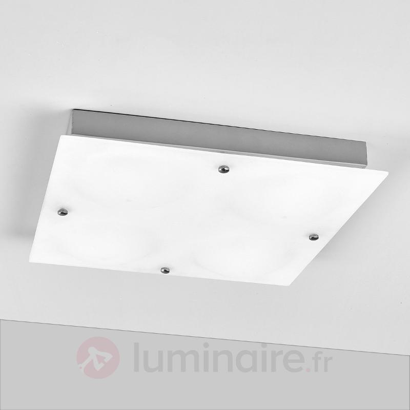 Plafonnier LED Annika à quatre lampes - Plafonniers LED