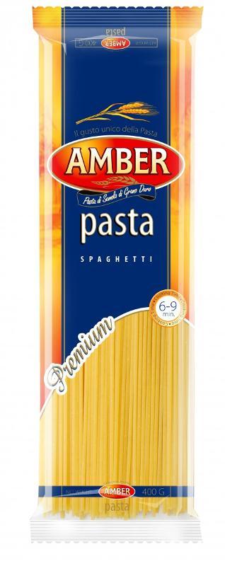 Durum wheat pasta - Amber Spageti Blue