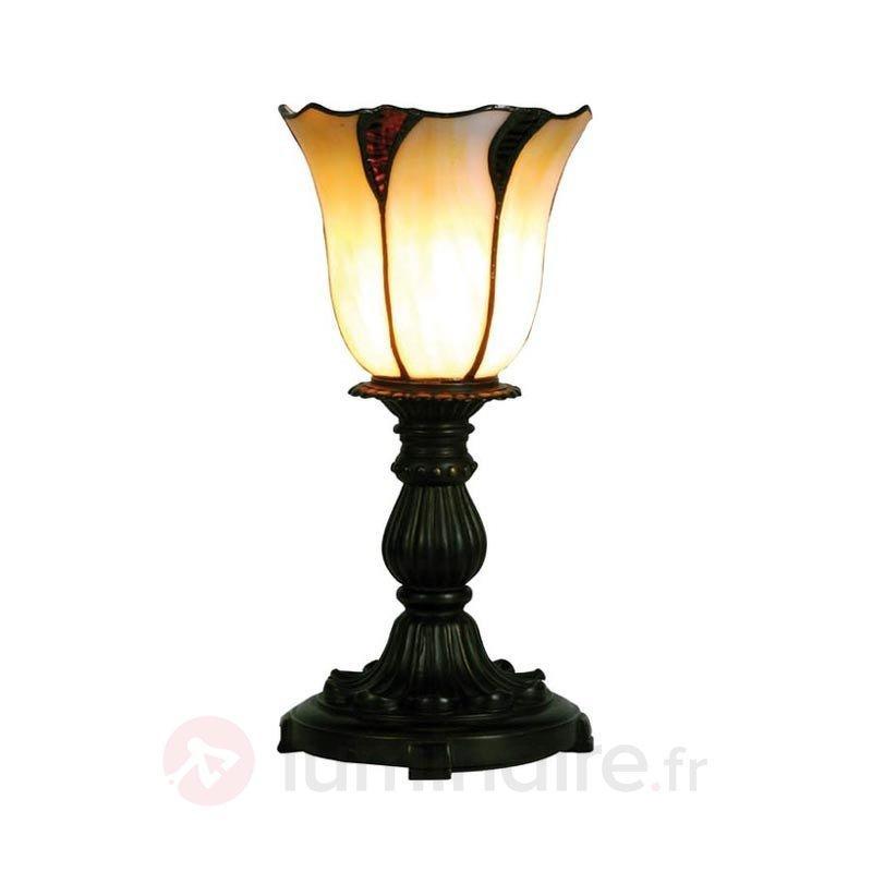 Lampe à poser Sandor style Tiffany - Lampes à poser style Tiffany