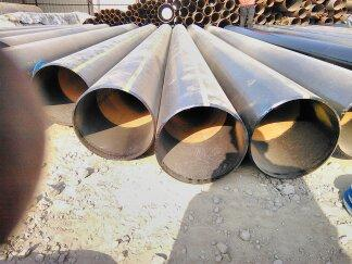 X52 PIPE IN SPAIN - Steel Pipe
