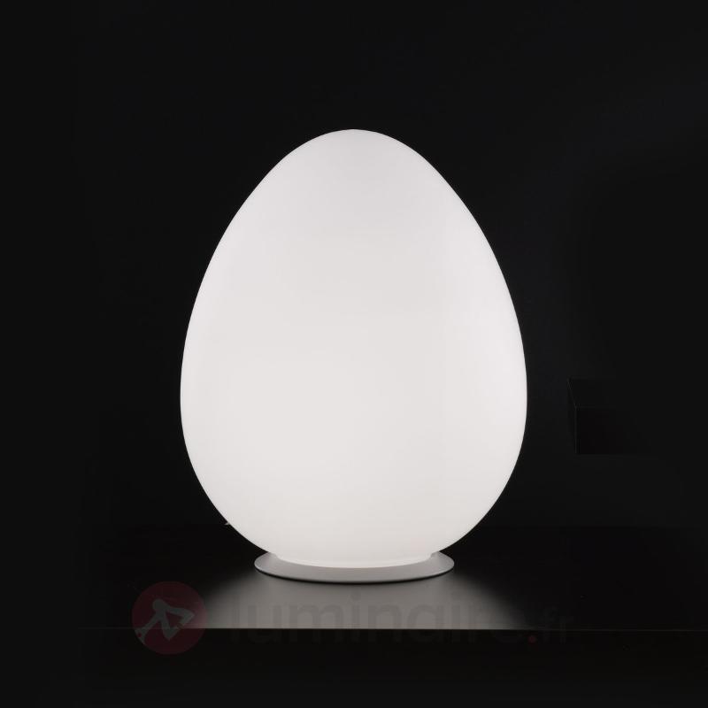 Lampe à poser Alice avec ou sans décor - Lampes à poser designs