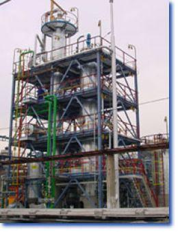 Thermal process engineering Rectification - Columns