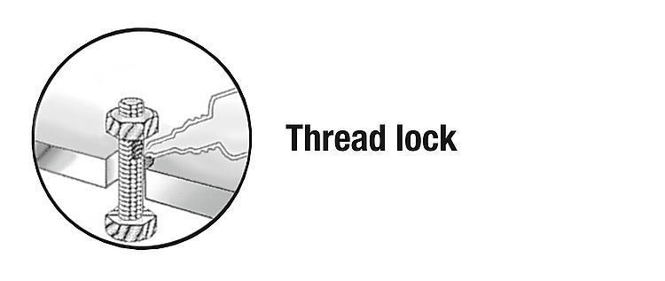 LOCTITE threadlocker - LOCTITE