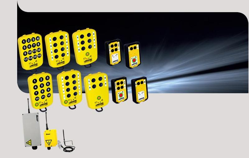 Electric industrial remote control - Orion