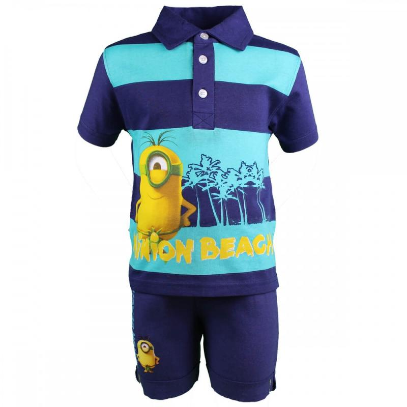 12x Ensembles 2 pieces Minions du 3 au 8 ans - Ensemble
