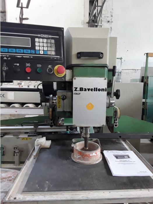 BAVELLONI VT 110 CN - Year 2000 - Drilling machine with overlapping vertical points