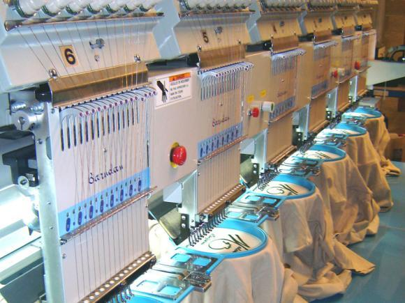 Broderie & écussons - Impression textiles