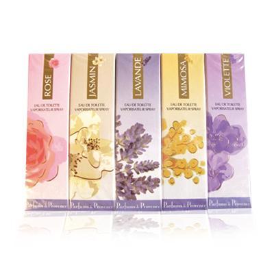 Pack Parfums de provence - Vaporisateurs