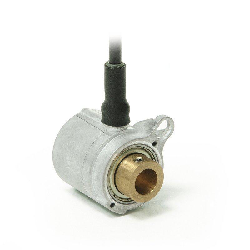 Absolute encoder AH25S - Absolute encoder AH25S, robust absolute single-turn rotary encoder