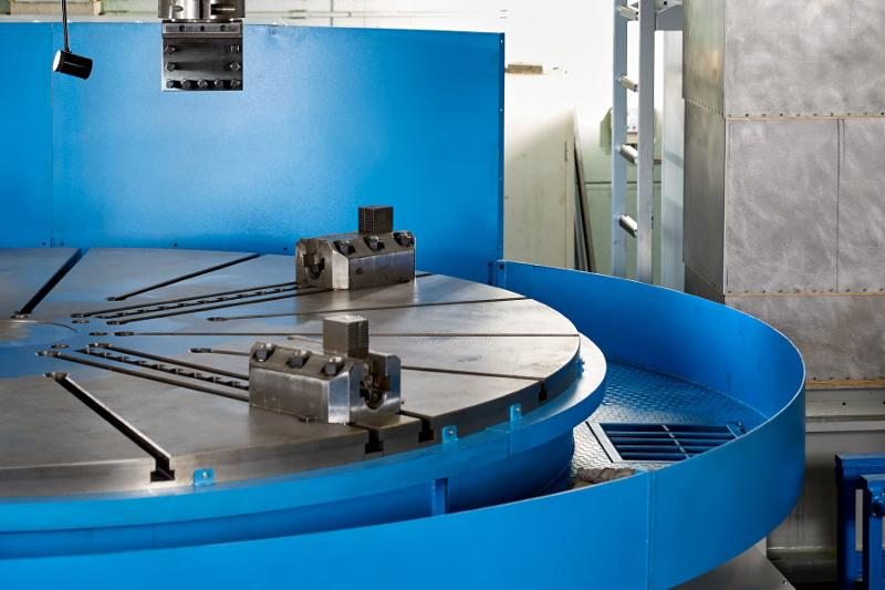 CNC Two-Column / Vertical Lathes - Vertical Turning Lathes
